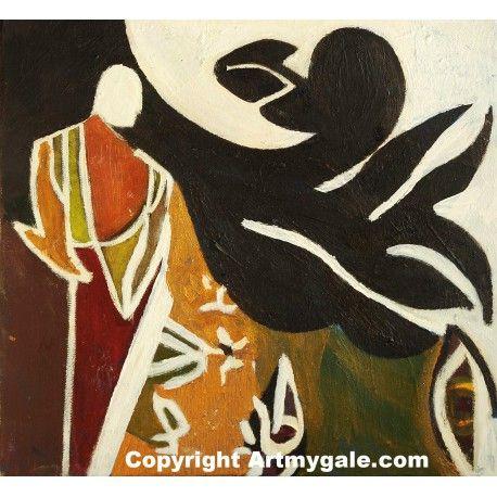Hector - Reproduction - 25,00 €  #Art #Artiste