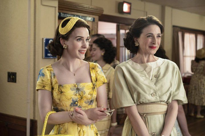 How To Dress Like The Marvelous Mrs Maisel Just In Time For