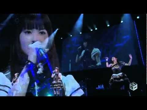 Kalafina - Kagayaku Sora no Shijima ni wa (Live) - YouTube