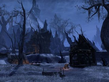 Lore:Coldharbour - UESPWiki. (Skyrim online only)