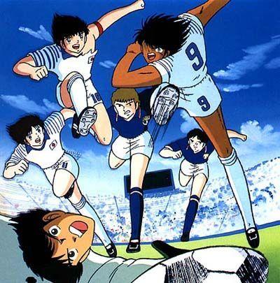 Tsubasa - Küçüklüğümüzde, Dünya'nın yuvarlak olduğunu bize öğreten futbolcu.
