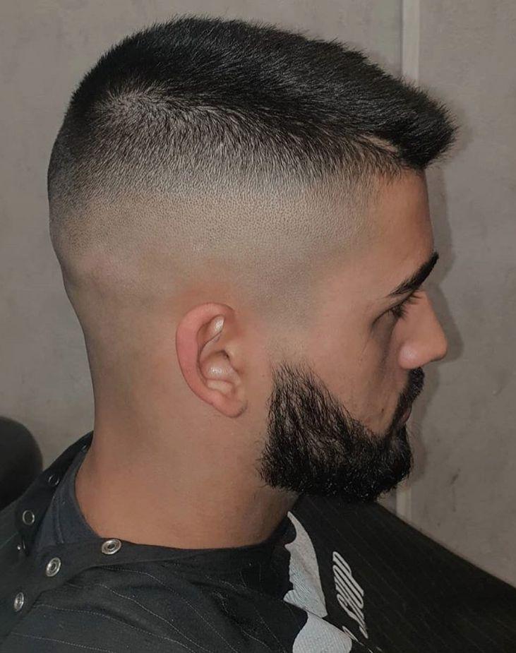 Bald Fade Haircut Styles 13