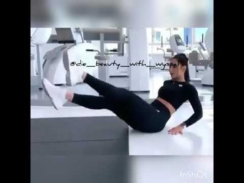 تمارين شد ترهلات البطن Youtube Ball Exercises Sports Exercise