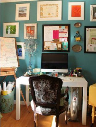 Unique Turquoise Home Decor