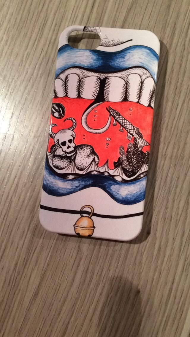IPhone Case by Natalie R