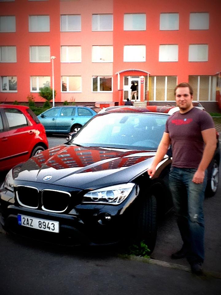 Nové BMW X1 a vy