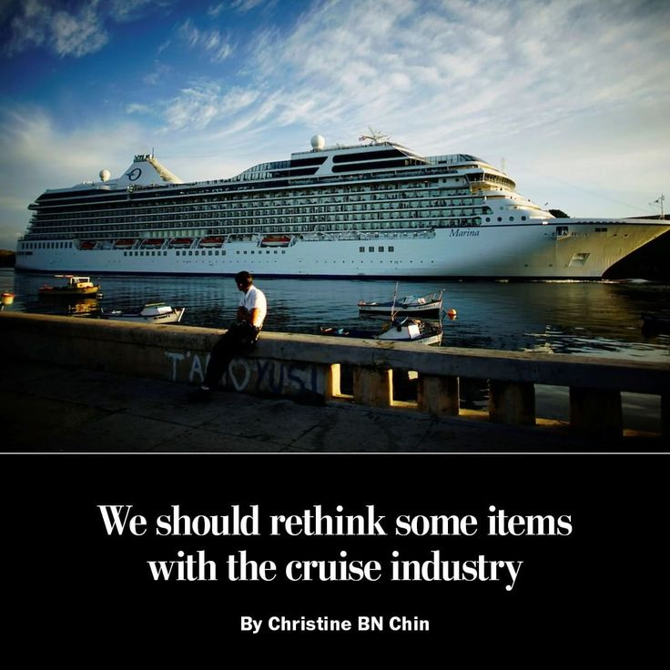 Two weeks ago, Carnival Cruise Line announced that it