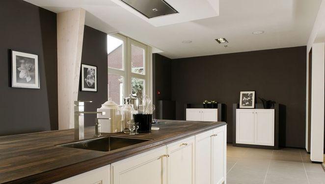 donker houten keukenblad - Google zoeken