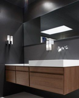 IP S1 bathroom lamp, for Nordlux 2013. Designed by Bonnelycke mdd