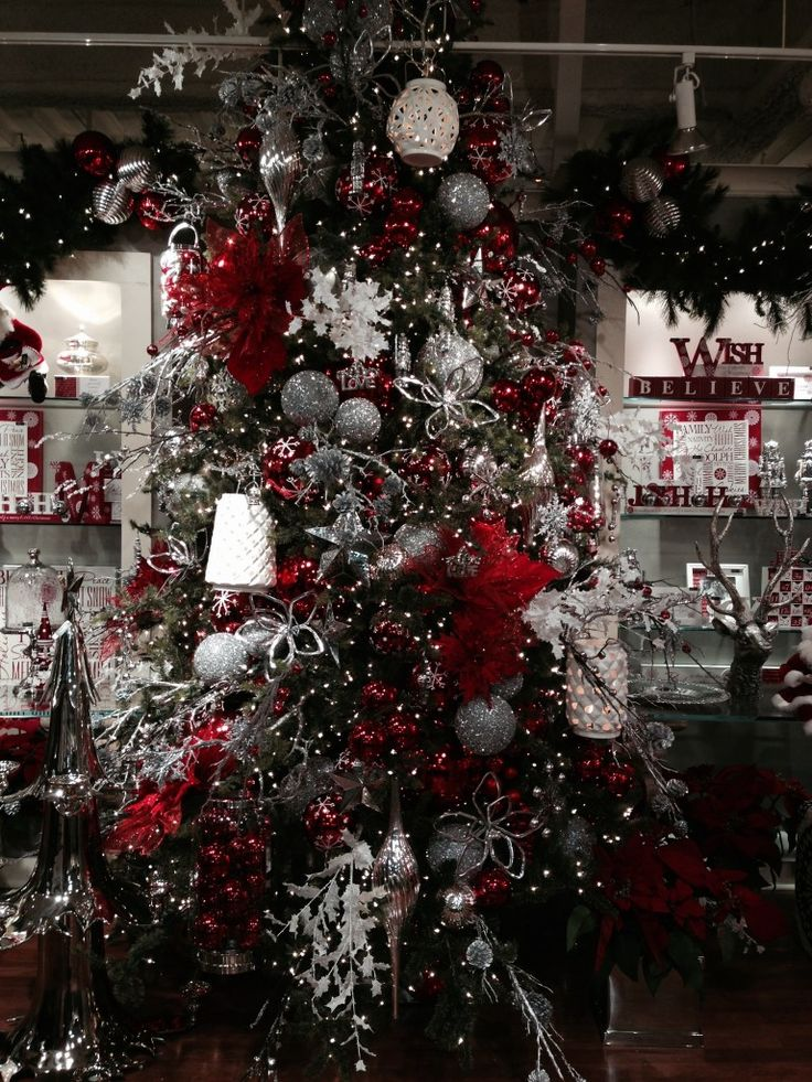 Superb Design Trend: Report From Americasmart In Atlanta Order Your Balsam Or  Fraser Fir Clippings And. Silver Christmas TreeChristmas 2014Christmas ...