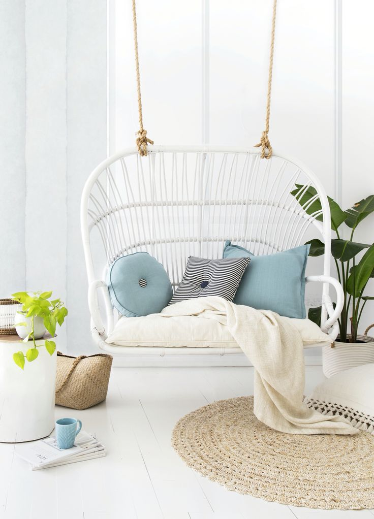 The Lucy Loveseat by Byron Bay Hanging Chairs