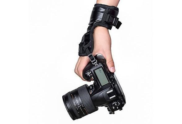 ~Dual-Grip Hand & Wrist Strap – Camera Gear Store #CameraGear