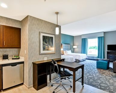 Homewood Suites by Hilton Schenectady Hotel, NY - Two Queen Beds Studio Suite | NY 12302