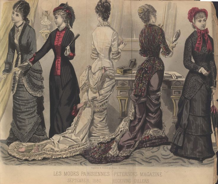 the clothing styles of the victorian era