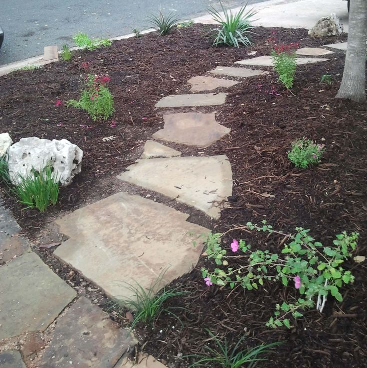 Crushed Granite Mulch : Best images about decomposed granite walkway on