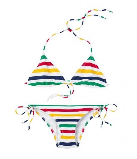 HBC Stripe Bikini