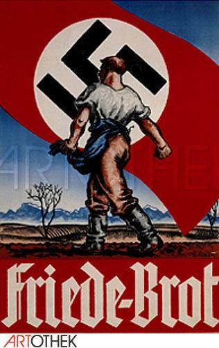 """German WW2 """"Peace Bread"""""""