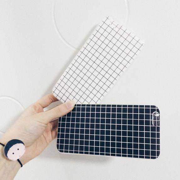 Grid IPhone (5/6/6 Plus) Case