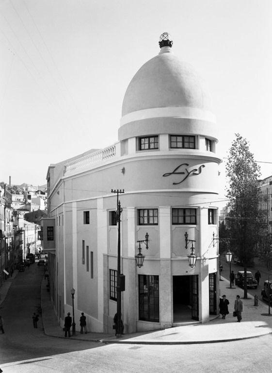 Lisboa - Cinema Lys 1930