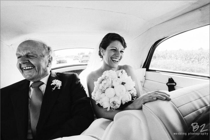 Fioreria Oltre/ White peony bridal bouquet/ Photocredit: Barbara Zanon