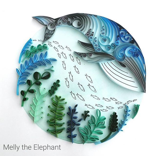 Quilled Whale.
