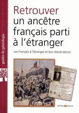 Retrouver un ancêtre parti à l'étranger:Amazon.fr:Livres