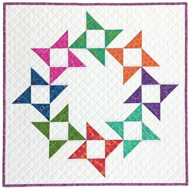 78 best Quilts: Friendship Stars images on Pinterest | Fashion ... : friendship quilt blocks - Adamdwight.com