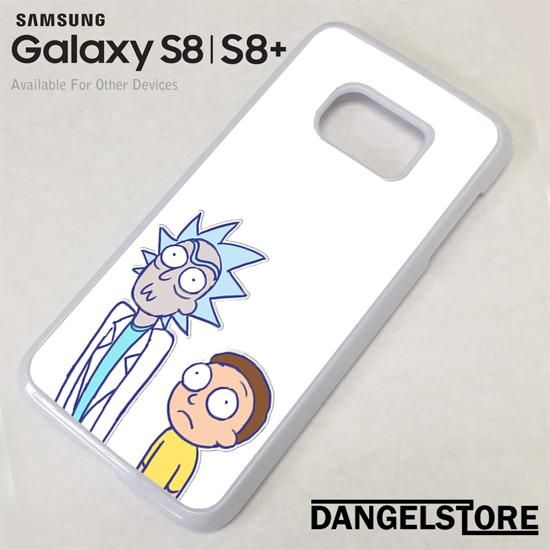 Rick And Morty YZ 9 For Samsung S8 | S8 Plus Case
