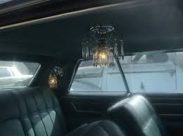Car Chandelier For Those Formal Rides