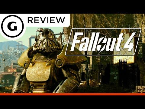 Fallout 4 לא, משחק מלחמה אין לי מושג אם הוא טוב לא קשור למה שחיפשתי   Fallout 4 Review - YouTube