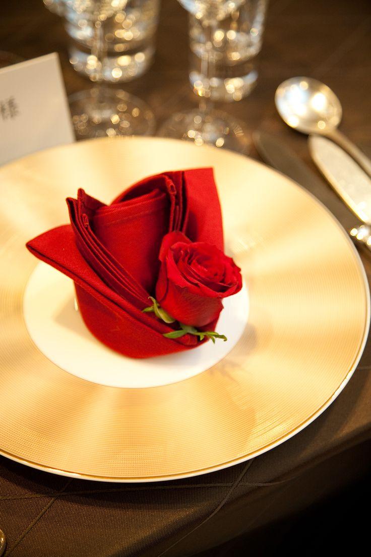 ゲストテーブルコーディネート #Wedding