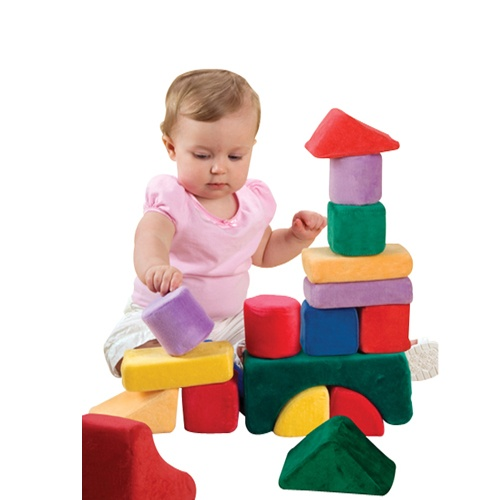 building: Soft Building, Soft Blocks, Gifts Ideas, For Kids, Foam Blocks, Building Blocks, Foam Building, Bright Colors, Colors Recognition