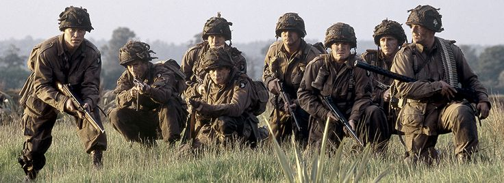 HBO: Band of Brothers: Homepage