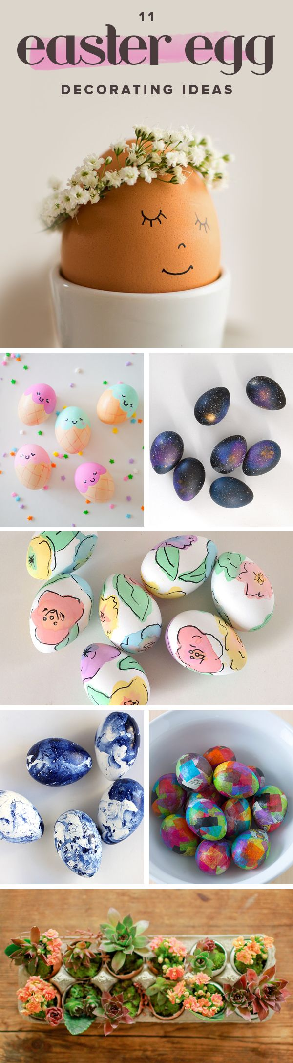 Easter ideas part 3 of 3 real deep stuff - Emoji Easter Eggs Make This Pinterest Worthy Diy Using Only 3 Items