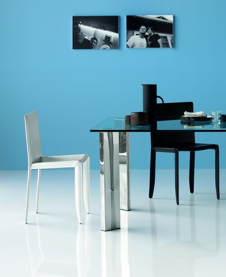 Piuma Cattelan Italia Design Studio Kronos The Name Defines It Is A Dining ChairsDining TableModern
