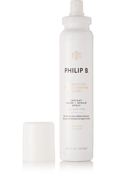 Instructions for use: Lightly mist product onto damp or dry hair and work formula through from roots to ends Alternatively, spritz over finished hair as often as desired 150ml/ 5.07fl.oz.Ingredients: Water (aqua), Silicone Quaternium-8, Polysorbate 20, Trideceth-10, Glycerin, Equisetum Arvense (Horsetail Grass) Extract, Rosmarinus Officinalis (Rosemary) Leaf Extract, Urtica Dioica (Nettle) Leaf Extract, Chamomilla Recutita (Matricaria) Flower Extract, Symphytum Officinale (Comfrey) Leaf ...