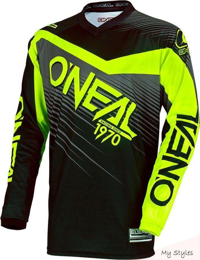 Download O Neal Sweatshirt Element Jersey Racewear Men Otto Sports Wear Logo Sports Jersey Design Sweatshirts Jersey Design