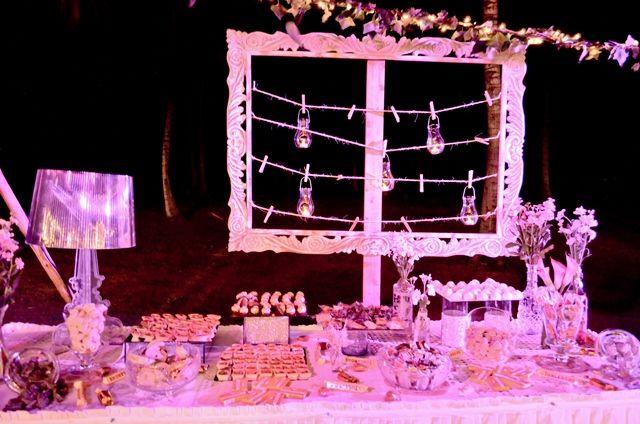 Dessert table - Mesa de postres By MY Group Eventos