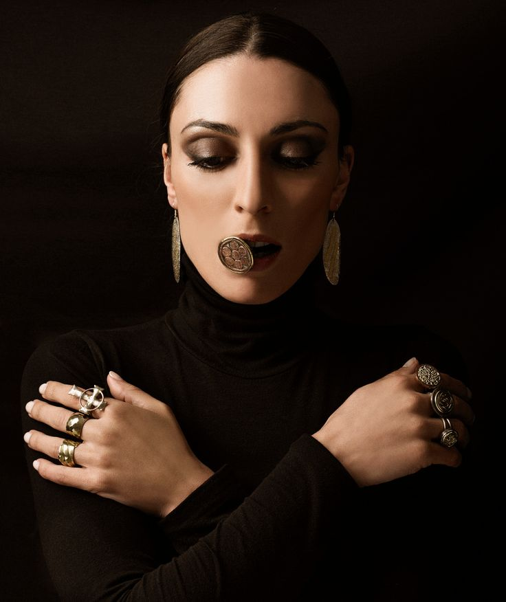 Styling :Rena Gantzaki.make up and hair : Rena Gantzaki. Jewellery hand made:Alexandra Karousias