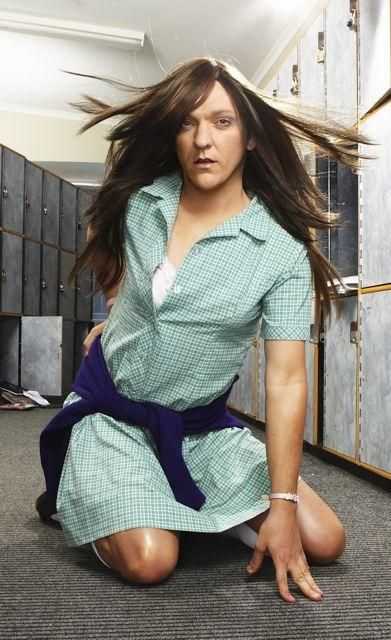Summer Heights High, Chris Lilley as Ja'mie King
