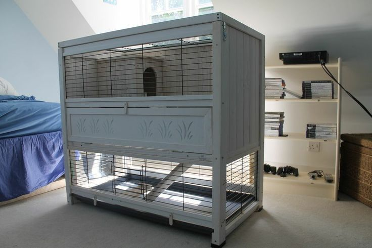 indoor rabbit cages - Google Search                                                                                                                                                                                 More