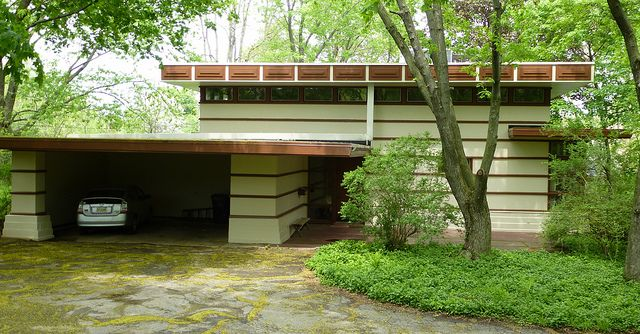 17 best images about flw u walter rudin on pinterest for Frank lloyd wright modular homes