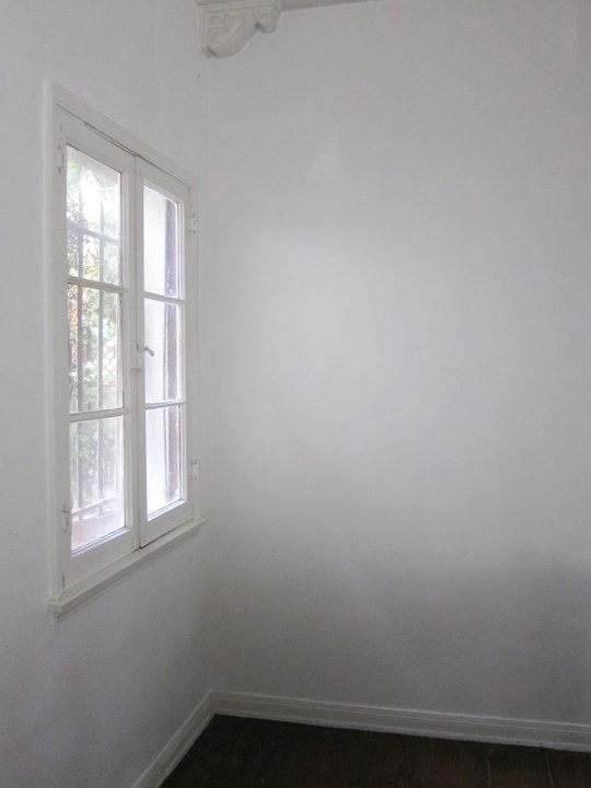 This is a great little essay. I love it-- The Case for Leaving an Empty Room in Your Home