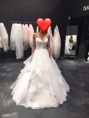 Brautkleid prinzessin gebraucht