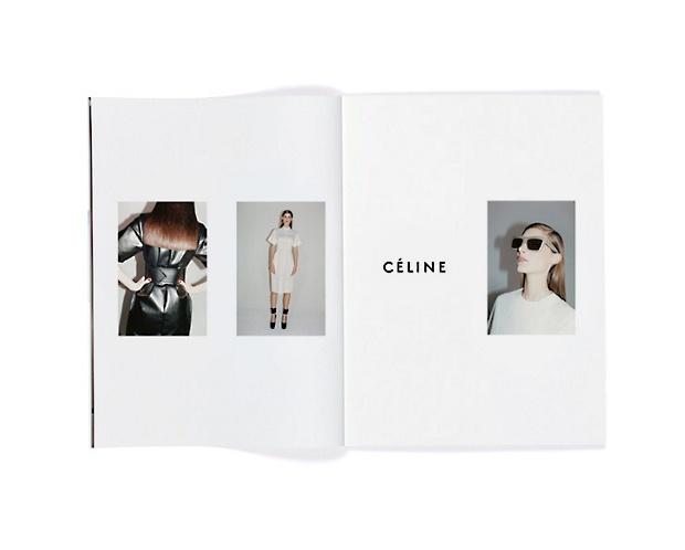 Celine SS12 Ad Campaign
