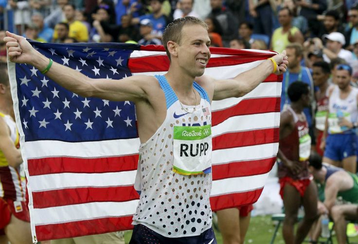 Olympic medalist Galen Rupp joins Faxon Law New Haven Road Race