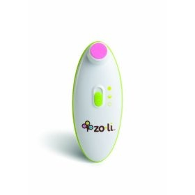 Scared to Cut Baby's Nails, Try This Electric Baby Nail File $39.95