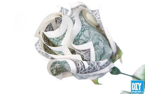 Geld vouwen als cadeau doe je zo