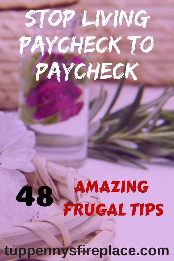 Diese 48 einfachen, sparsamen Tipps helfen Ihnen dabei, zu lernen, wie Sie Ihren Gehaltsscheck …   – Save