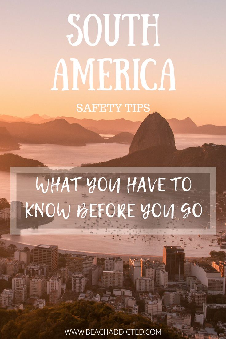 Traveling To South America Is It Safe To Travel To South America In 2020 South America Travel South America America